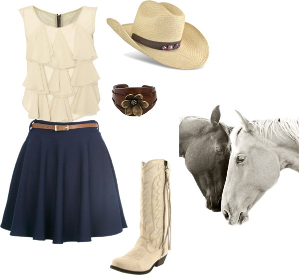 """country girl outfit"" by cm23 on Polyvore"