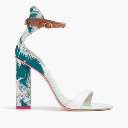 J.Crew - Sophia Webster™ for J.Crew Nicole block heels