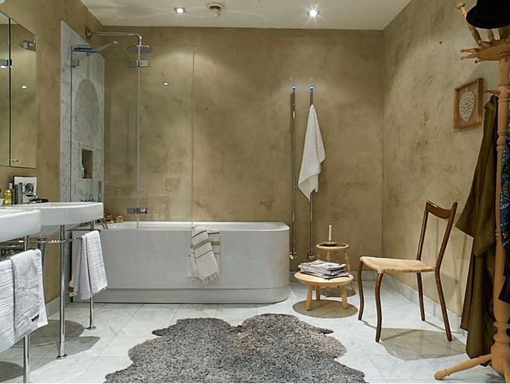how to make a steam room in your bathroom