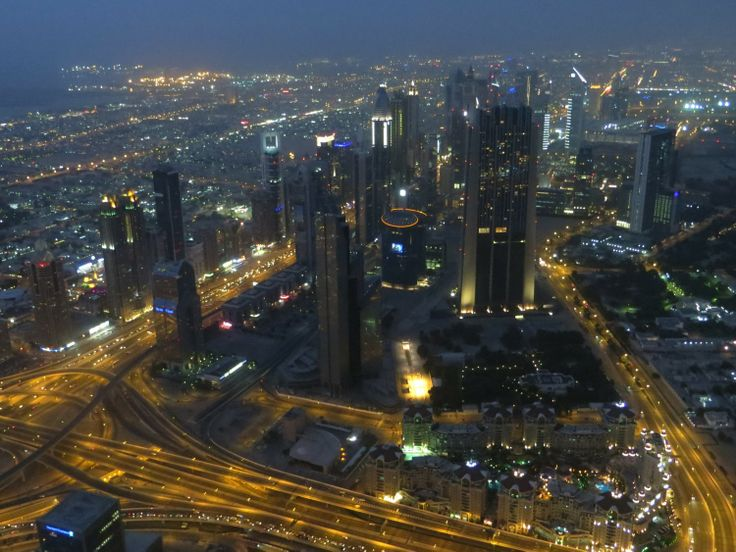 Emirates - Dubai  This absorbing city of the United Arab Emirates shows its distinction between rich and poor at the highest.