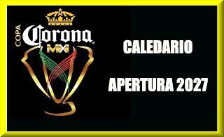Blog de palma2mex : Calendario Apertura 2017 COPA MX