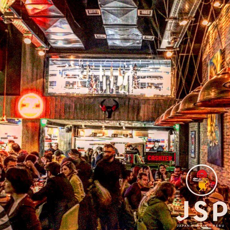 ThurSday NiGht @ Cinco  #cinco #jsp #japan #spain #peru #nikkei #restaurant #tapas #athens #kolonaki #skoufa #endlessdream #cinco_athens #pisco #sake #ceviche #tiradito #tigersmilk #cincoathens #markadakisteam http://www.cincoathens.com