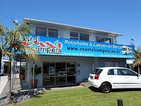 Whitianga Caravan & Motor Home Business For Sale New Zealand Sell Travel Tourism NZ