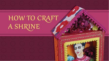 Impress your friends: learn how to make a shrine and fill your wall with your DIY shrine projects!