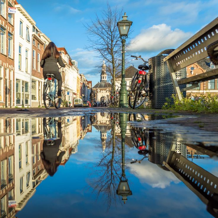 Just a little bit south of Amsterdam is the classic Dutch university town of Leiden. We love it! (and you'll love it too after these 12 amazing pictures)