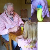 """Looking to add new techniques to your toolbox this new school year? I had the privilege and pleasure of meeting Paul White LCSW, the author/creator of CLAY Therapy™. He gives seminars around the country sponsored by Cross Country Education. He is an excellent presenter and human being, and somebody who profoundly understands the """"inner landscape"""" of a child in turmoil or in need of improving Emotional Attunement. His book, techniques, philosophy, and website, are all well worth checking out!"""