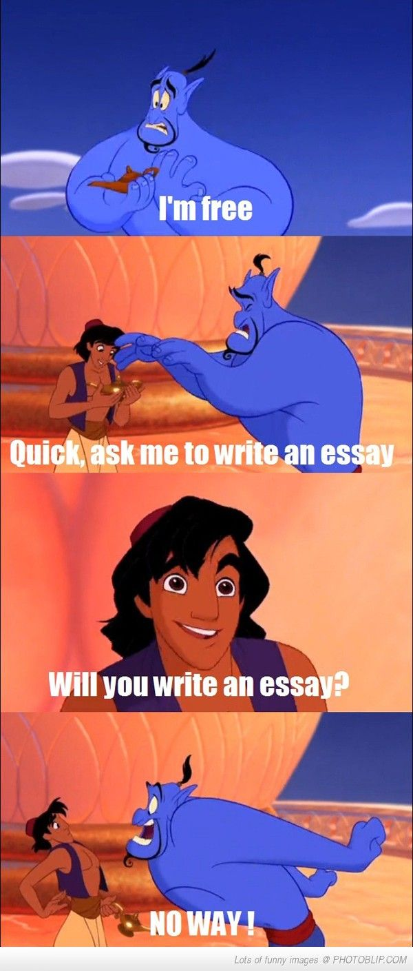 17 best images about finals my life graduation and high school college graduation aladdin scene when the genie is d robin williams i m quick ask me to write an essay