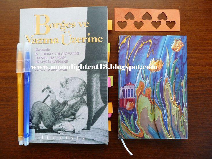 moonlightcat13: Borges ve Yazma Üzerine