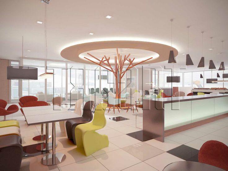 Interior design lunch room interior design process for Apartment design process