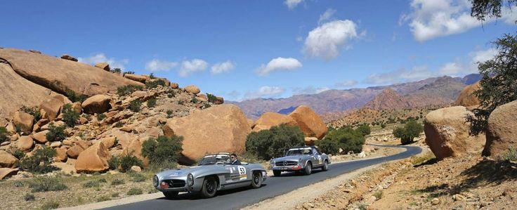 Rallye Maroc Classic 2016 : un rallye de prestige Du 12 au 19 Mars 2016 sera organisée la 23 ème édition du Rallye Maroc Classic 2016..un grand classic de l