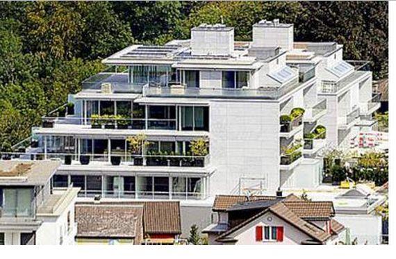 Roger Federer's luxurious houses | Basel Shows #baselshows #rogerfederer