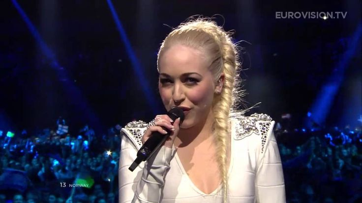 Margaret Berger - I Feed You My Love (Norway) - LIVE - 2013 Semi-Final (2)