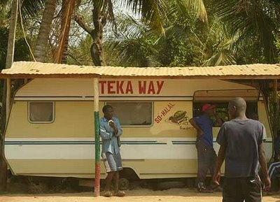 STORMBRINGER: ONLY IN AFRICA . . .