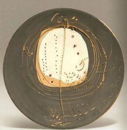 Lucio Fontana: Ceramic