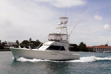 To offer our clients a varied choice of upscale boats, we have replaced two of our boats and added an addition.