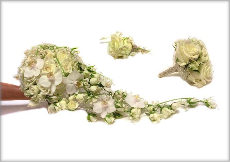 Brudebukett liljekonvall
