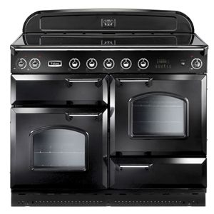 Falcon 110cm Black Class Induction Freestanding Cooker