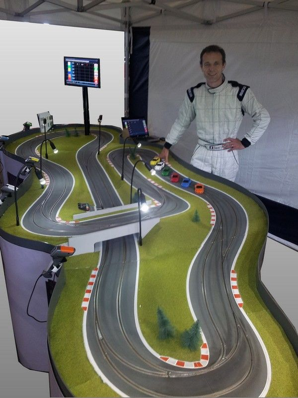 28 Best Slot Car Track Ideas Images On Pinterest Car Cars And