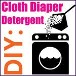 DIY Cloth Diaper Detergent