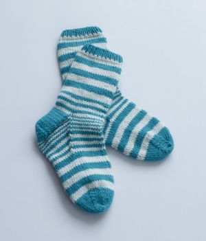 Sock, House and Free knitting on Pinterest