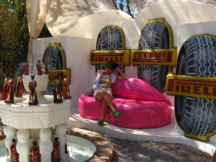 Salvador Dali house in Port Ligat close Cadaques - Pirelli scene Spain