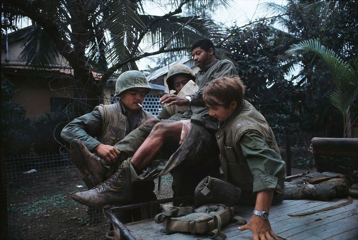 Battle of Hue, Tet Offensive, 1968 Photo by Catherine