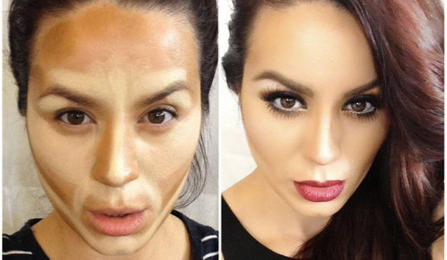 Unbelievably beautiful make-up makeovers