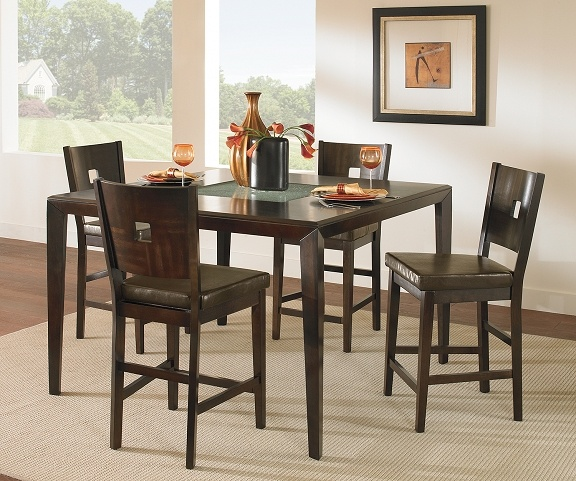 skyler ii dining room collection american signature height table value city