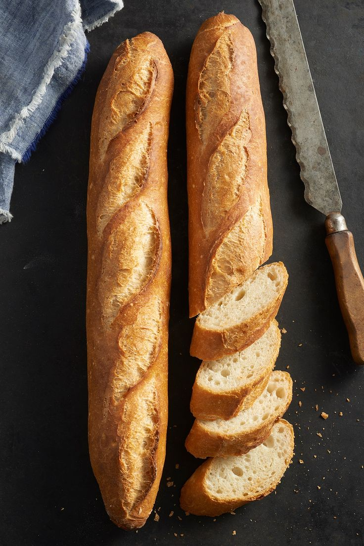 You don't need to travel to Paris (or even your local bakery) for a crisp/crackly, fresh-baked baguette. Take our Classic Baguettes Bakealong challenge now!