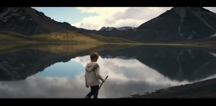 Bon Iver - Holocene (Official Music Video) You have become a sound to me.. and this is it.. still magnificent.. you curl around and through my bones...permanent..