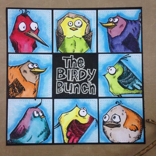 MaggieMom's Gallery: The Birdy Bunch