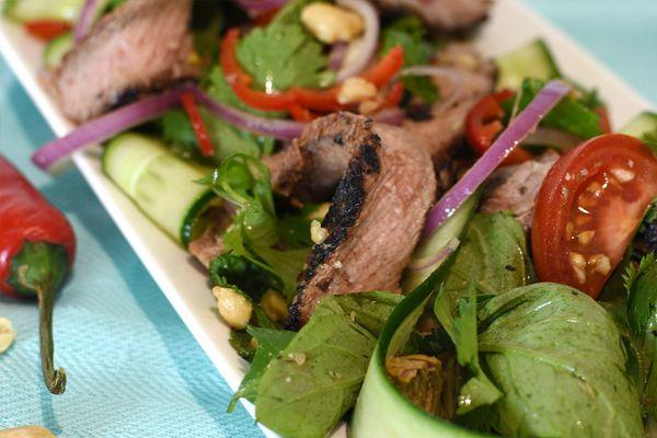 Tasty Thai Beef Salad