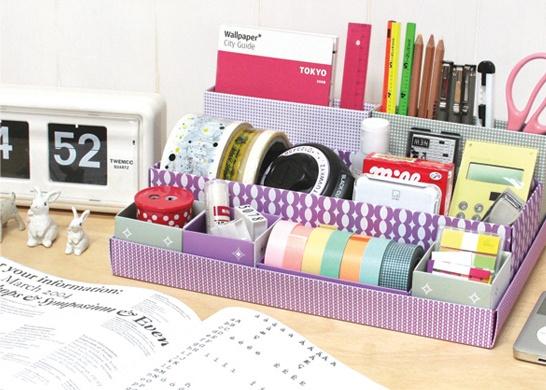 DIY Paper Storage/Organization Boxes!
