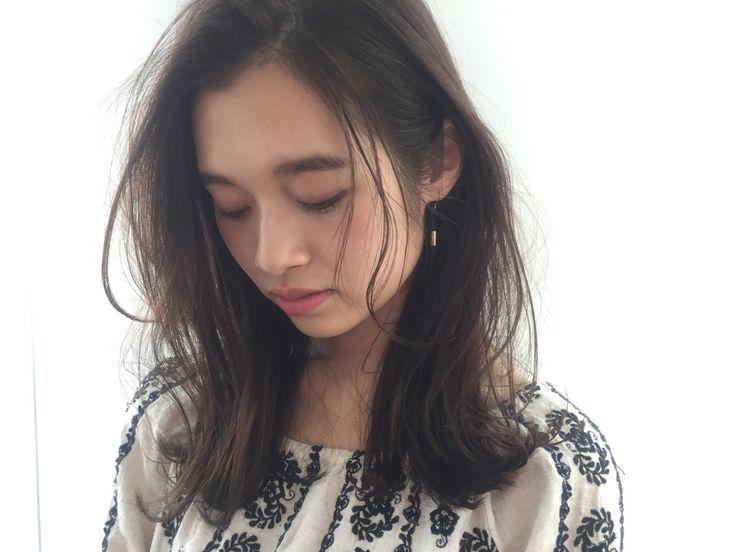 【HAIR】福間エリサさんのヘアスタイルスナップ(ID:247257)