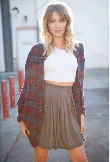 brandy melville street style | Brandy & Melville : le magasin de vêtements tendance et rétro