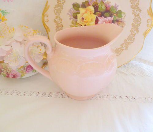 Pink Vintage J G Meakin Rosa JUG | eBay