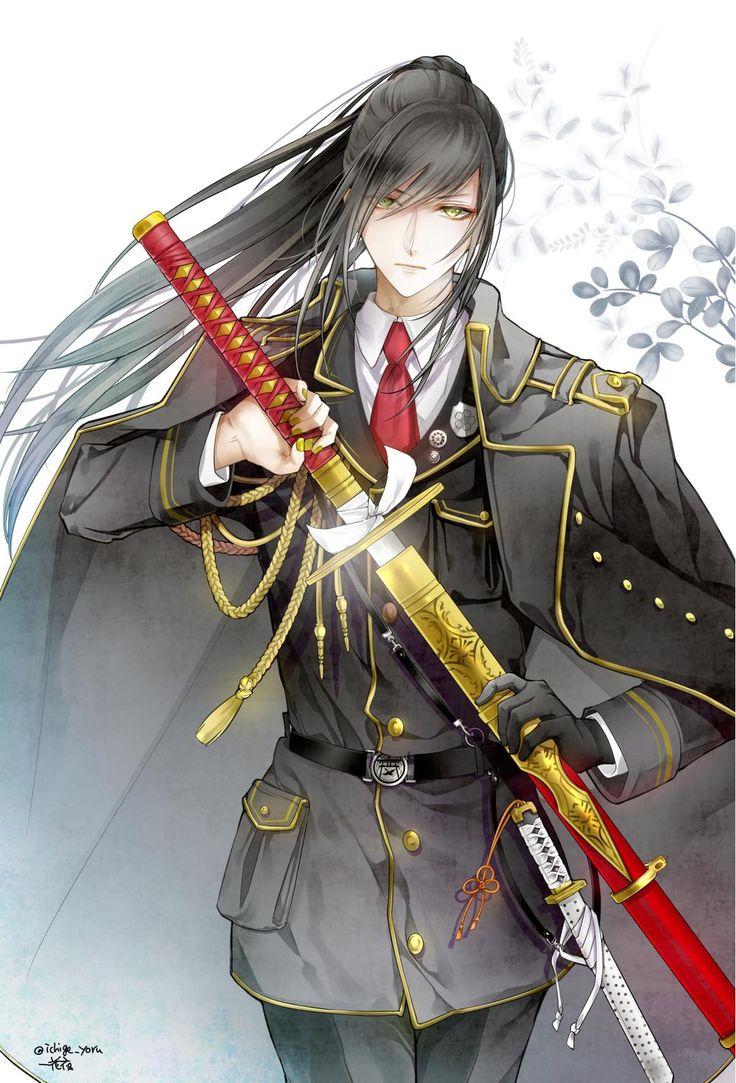 Touken Ranbu 刀剣乱舞 ♡