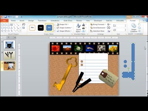 Powerpoint Presentation Tips And Tricks - Learn 21 Skills and Features (Tutorial) - YouTube