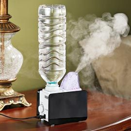 Portable Humidifier, Travel or great for a dorm room or travel