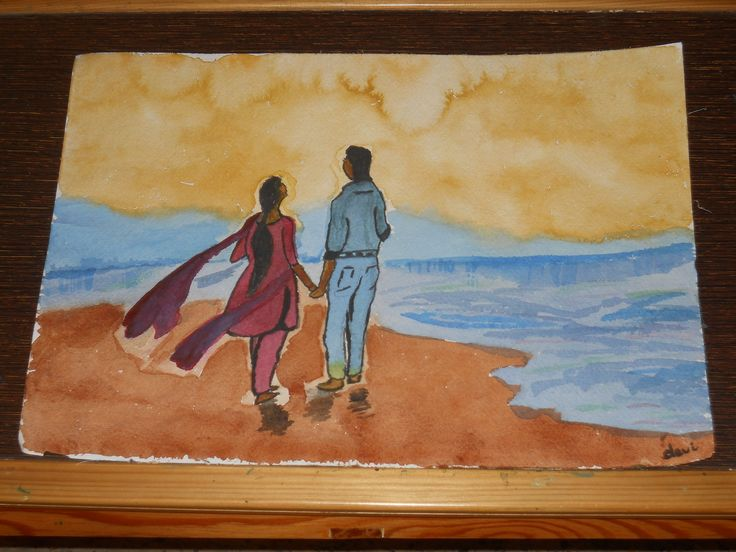 water colour painting 1