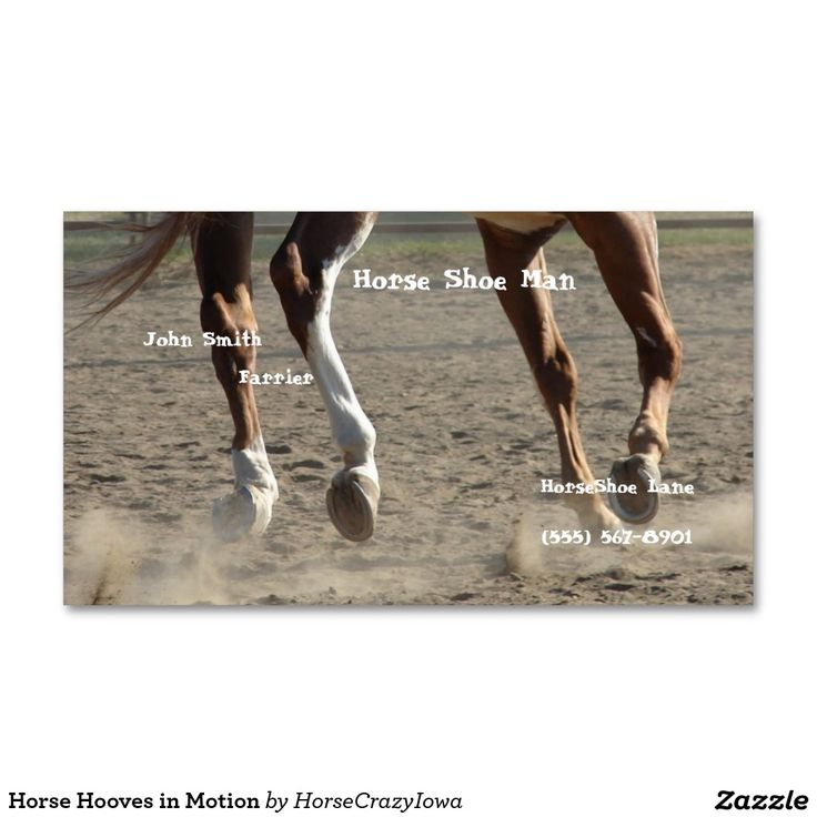 Magnificent horse business cards picture collection business card the 16 best business cards for the equine business images on colourmoves