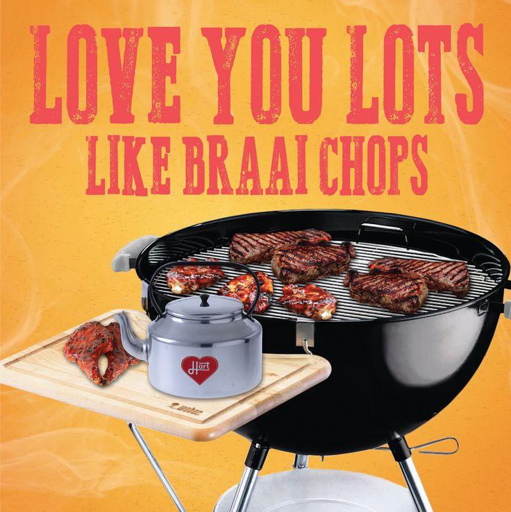 Lots like Braai Chops love card for Kinky Rhino Greeting Cards in South Africa #greetingcard #southafricancard #southafrica #card #braai #card #lovecard #love #chops #south #africa