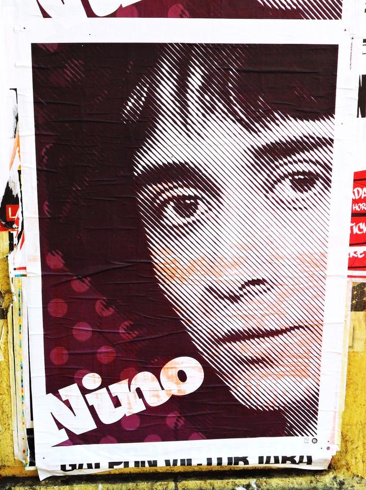 Afiche Nino Garcia