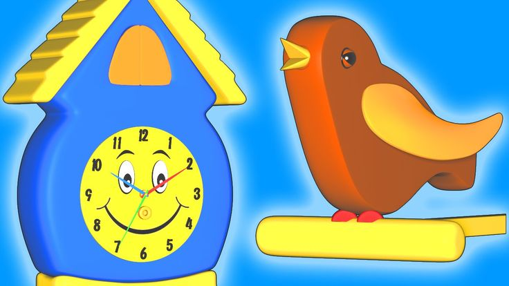 Binkie TV - Cuckoo clock   Baby Videos   For Kids binkie.tv is an educational channel for kids. This is our episode called 'Cuckoo clock' with new music and ...