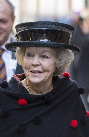 Princess Beatrix, February 12, 2014 | The Royal Hats Blog