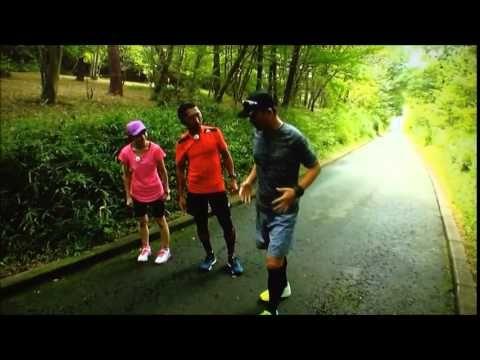 ランニングの基本とテクニック(姿勢と走り方) - YouTube