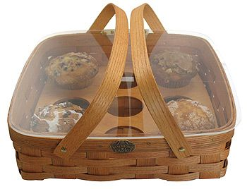 Cupcake carrier...I want one!