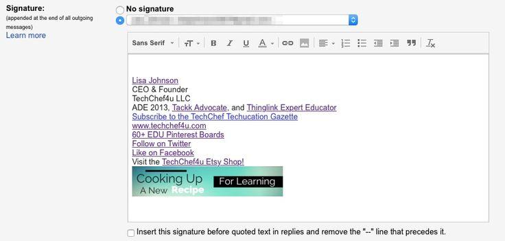 use canva to create a custom email signature  i used 250