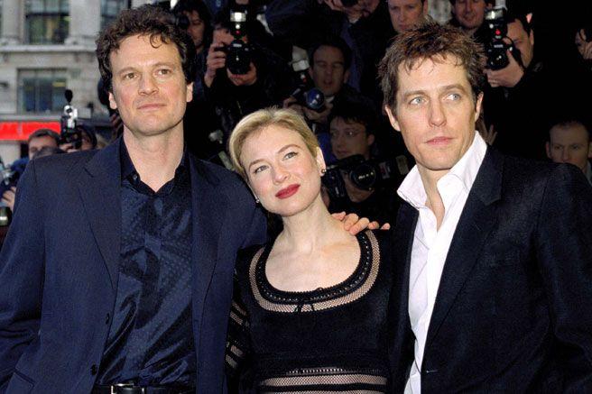 Hugh Grant Bridget Jones-Hugh Grant Drops Out - Elle, #celebrities