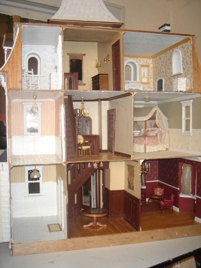 For Sale: Beacon Hill Dollhouse